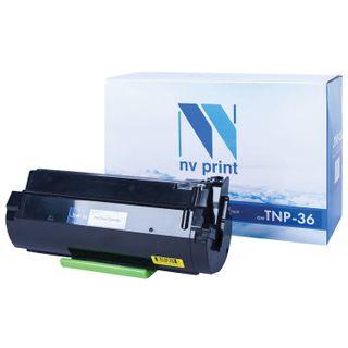 Toner cartridge laser NV PRINT (NV-TNP-36) for KONICA Minolta 3300P / 3301P, yield 10,000 pages