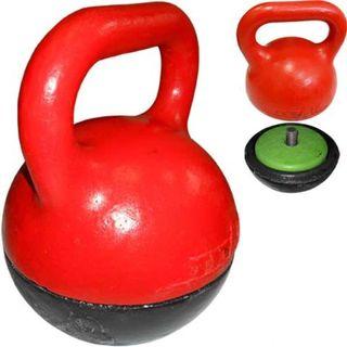 Demountable training weight 16/24/32 kg