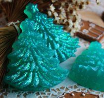 Fir-tree - handmade coniferous soap