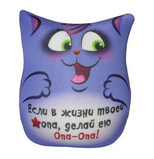 """Anti-stress toy """"Cat card"""" 3(OPA-PA)"""