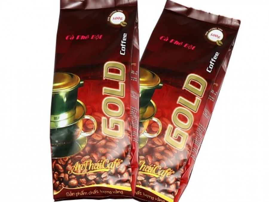 GOLD COFFEE - 500G