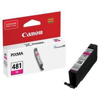 PIXMA TS704 / TS6140 Magenta Inkjet Cartridge CANON (CLI-481M) 236 Pages Original