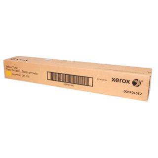XEROX Toner (006R01662) Color C60 / C70 Yellow 34,000 Pages Original