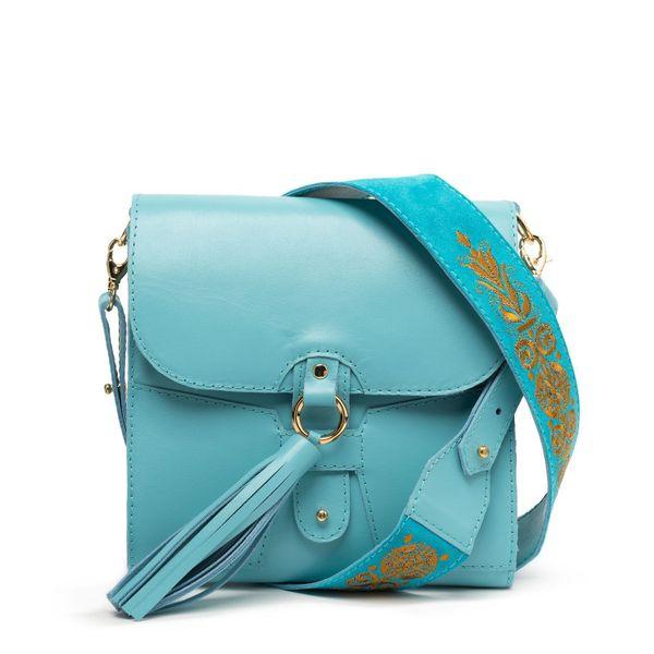 Leather bag 'Astrid'