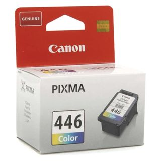 Inkjet cartridge CANON (CL-446) PIXMA MG2440 / PIXMA MG2540, color, original, yield 180 pages