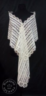 Scarf womens lace С2212