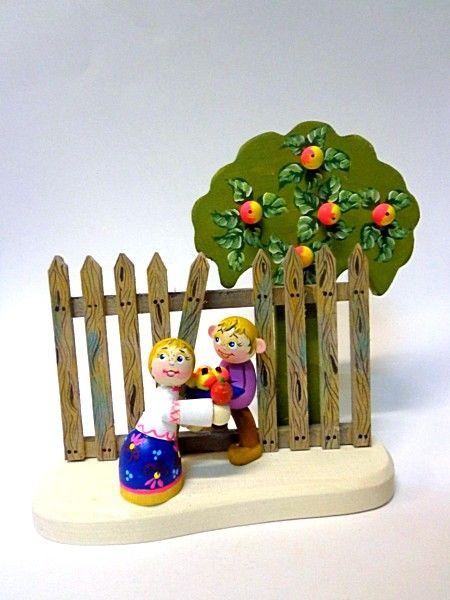 """Tver souvenirs / Composition """"Apple Spas"""""""