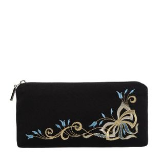 "Eyeglass case ""Gift"" black"