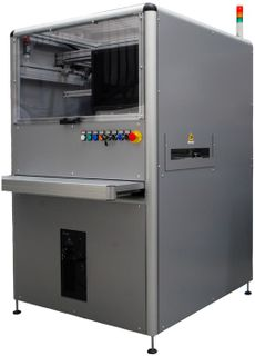 Installation for laser marking of printed circuit boards KUBOMARK