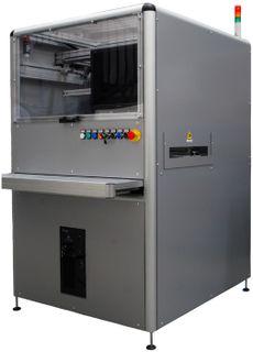 Instalação para marcação a laser de placas de circuito impresso KUBOMARK