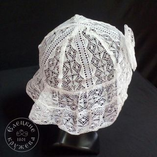Hat children's lace С489