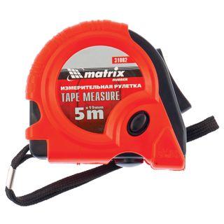 Roulette measuring 5.0 m x 19 mm, MATRIX