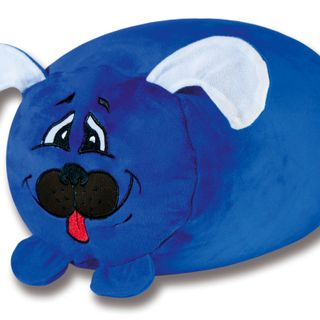 "Anti-stress pillow-cushion ""Beast"" dog (1)"