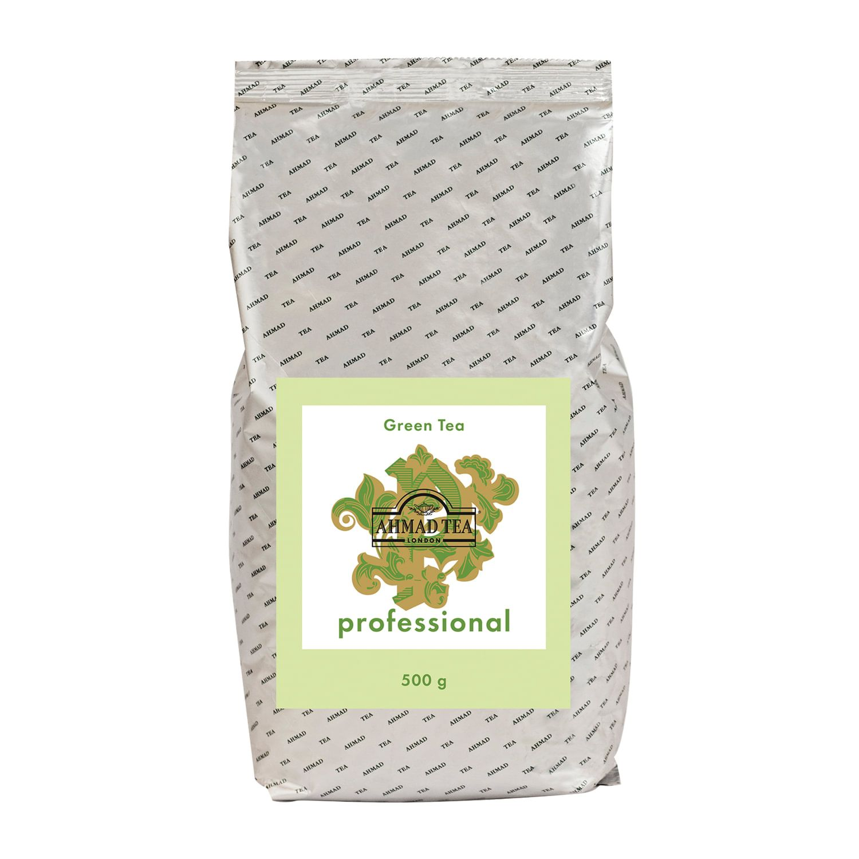 "AHMAD / Tea ""Green Tea"" Professional, green, leaf, packet, 500 g"