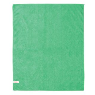 LIMA / Cloth for cleaning the floor, dense microfiber, 70x80 cm, green