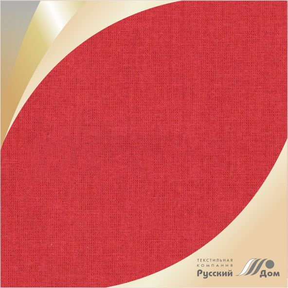 Calico No. 032 Red