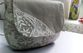 Bag trimmed with handmade lace - view 2