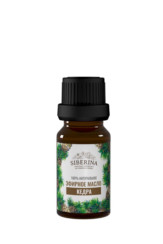 Cedar essential oil SIBERINA