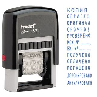 Stamp standard