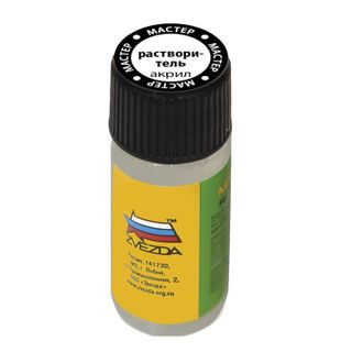 Thinner for acrylic paint