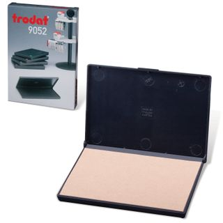 TRODAT stamp ink pad, 110х70 mm, unpainted, for water based paints