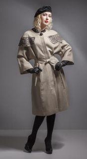 A coat of