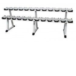 "Hercules / Dumbbell Rack ""MB Barbell"", 12 pairs"