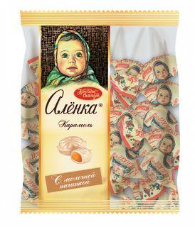 Caramel Alenka, 250 gr.