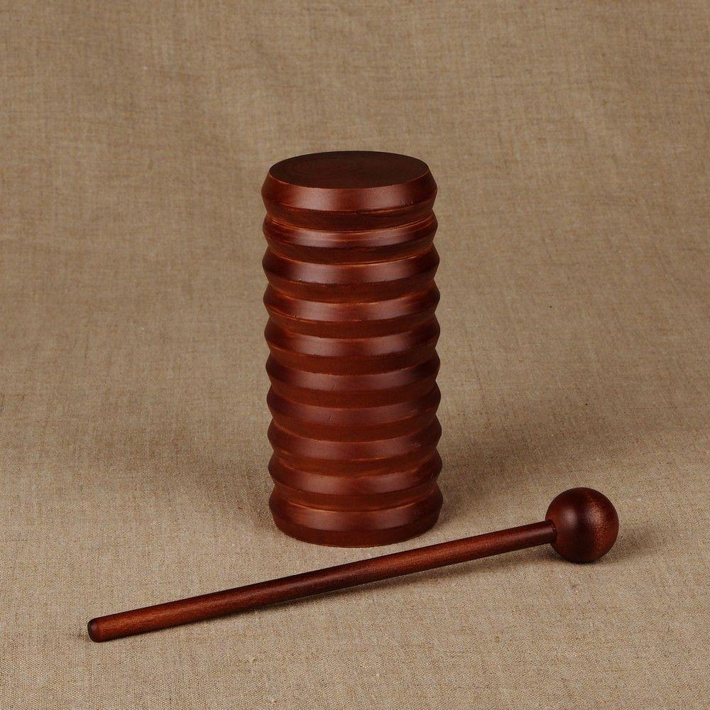 Workshop Serebrov / Ribbed rattle