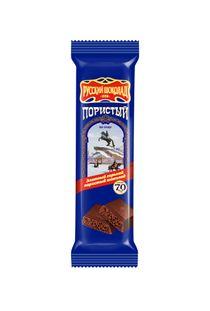 Luxury chocolate, bitter porous, 30 g