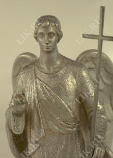 Angel with a cross