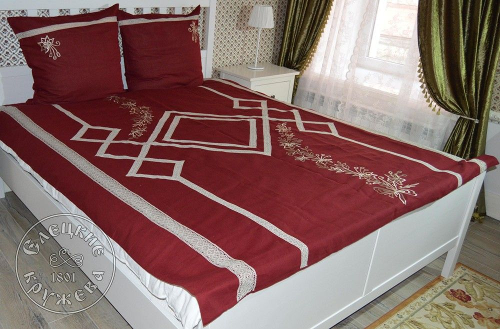 Elets lace / Double bedding set С2133ЕЦ