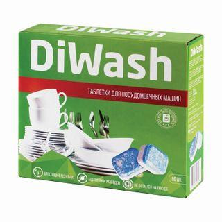 Dishwasher tablets 60 DIWASH