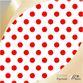 Calico printed No. 568 Peas - view 1