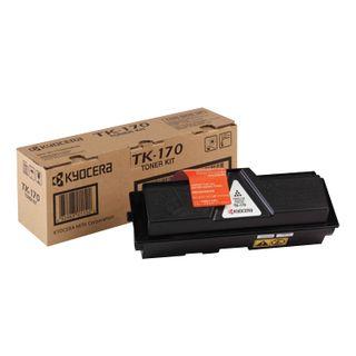 Toner cartridge KYOCERA (TK-170) FS1320D / DN / P2135D / DN, original, yield 7200 pages.