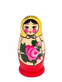 Матрёшка традиционная 3 куклы