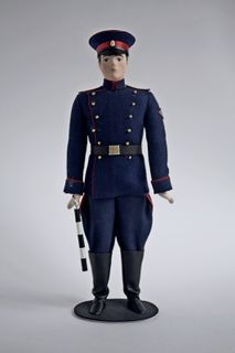 Doll gift. The policeman 1947