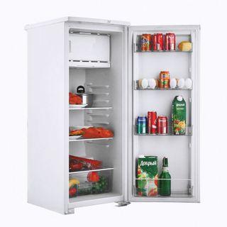 BEYSA 110 fridge, single-chamber, 180 litres, 27 litre freezer, white