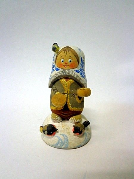 Tver souvenirs / Winter doll