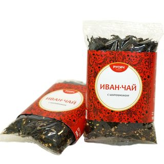 "Ivan-tea ""RUSICH"", leaf rosehip tea, 100 g"