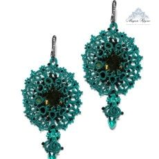 Varvara Lace Earrings