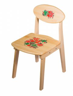 Chair wood child folding 3 growth category