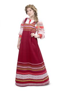 "Sundress Russian folk ""Dawn"""