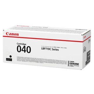 Laser cartridge CANON (040BK) i-SENSYS LBP710Cx / LBP712Cx, original, black, yield 6300 pages