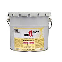 Priming-enamel Mettplast nord 3 in 1