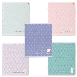 Notebook A5 48 l ALT bracket, cell, Soft Touch,