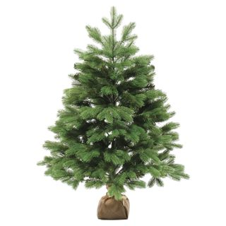 "KING FIR-tree / Artificial spruce ""Northern Lights"" 90 cm, green"