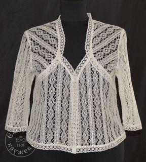 Jacket women's lace С2196