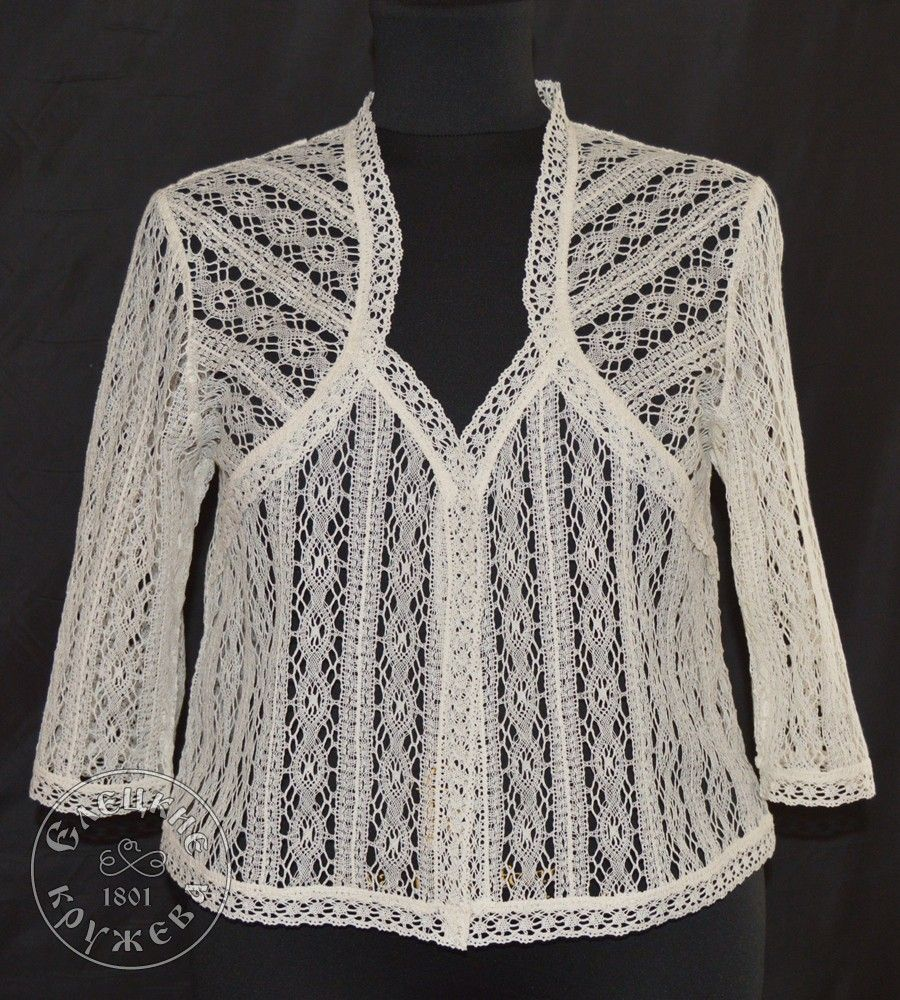 Yelets lace / Women's lace jacket С2196