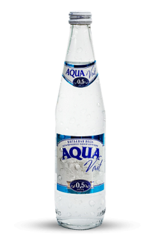 """Aqua Vait"" - drinking water of the first category - without gas / with gas"